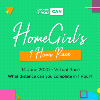 HomeGirl's 1 Hour Race